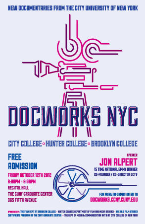 Docworks NYC poster